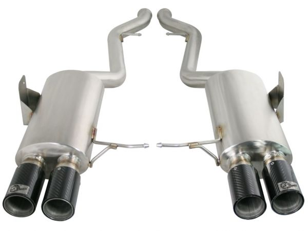 advanced FLOW engineering announces the release of the Cat-Back Exhaust System for the 2007-2013 BMW M3