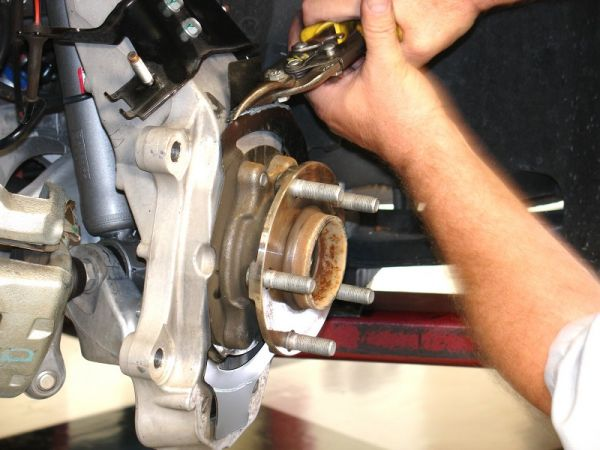 10_Wilwood_370Z_Brake_Install