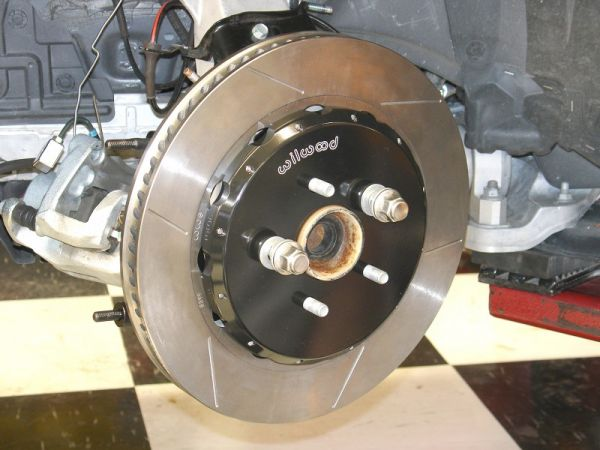 16_Wilwood_370Z_Brake_Install