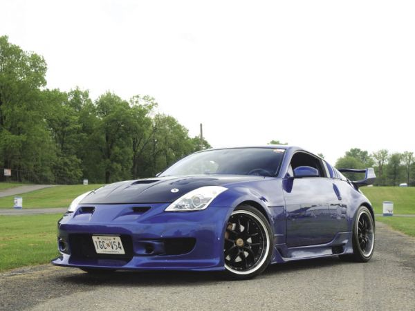 Dressed to Kill: Carlisle - Best Nissan (2003 350Z)