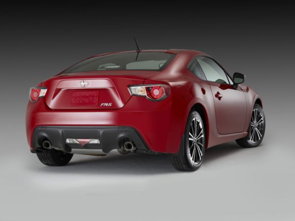 Scion FR-S starts at Canadian MSRP of $25,990!