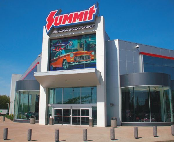 Summit Racing Oil
