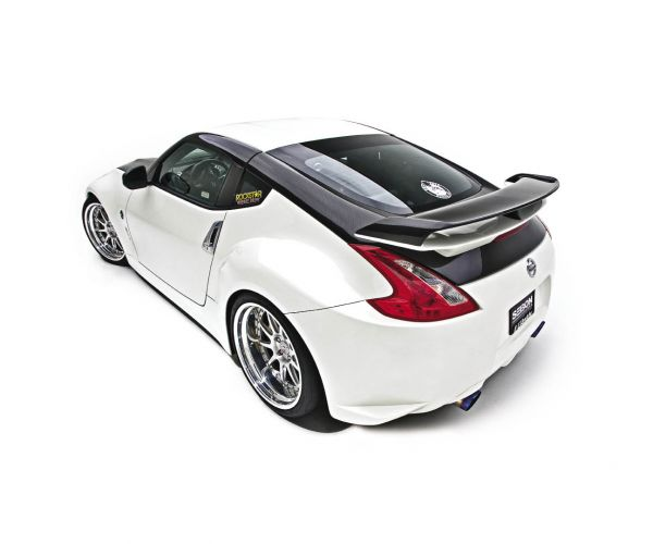 No Limit: 2011 Nissan 370Z