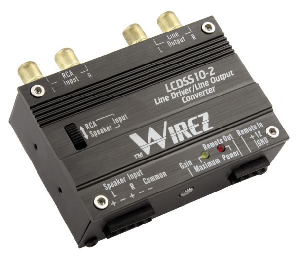 Wirez Line Driver and Level Converter