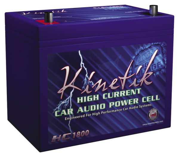 Kinetik HC1800 Power Cell