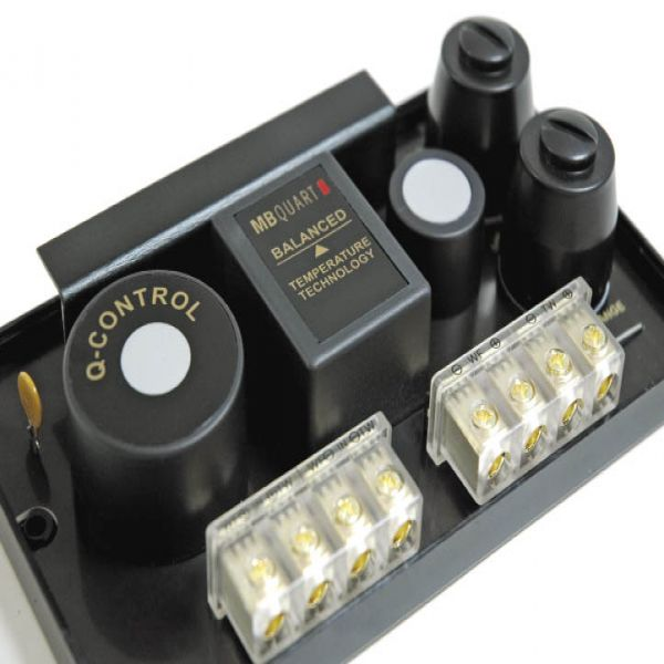 The MB Quart Amplifier