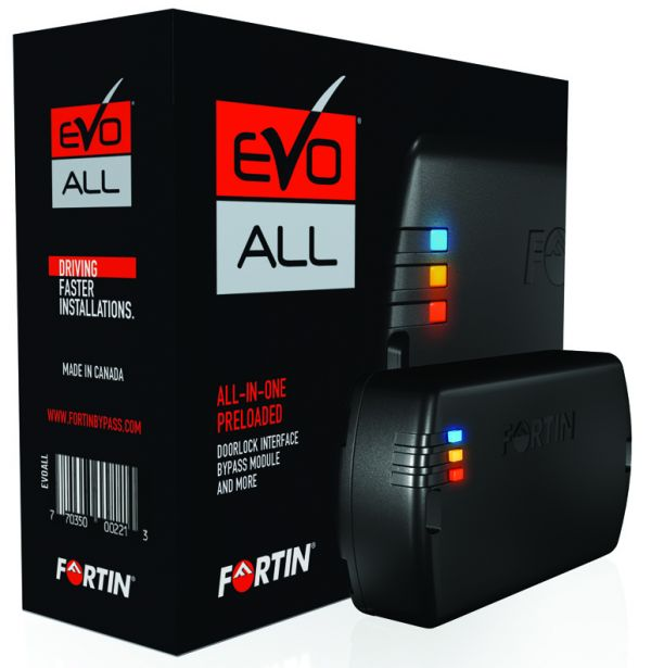 The Fortin Electronics Systems' EVO-ALL