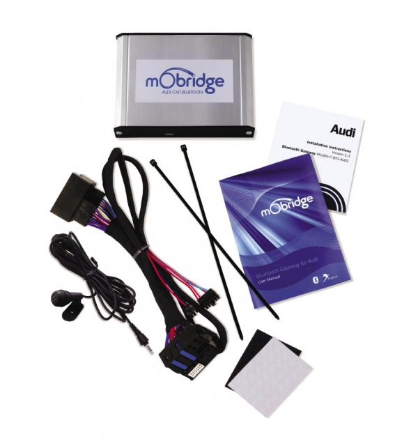 Connected: Mobridge Digital Interface