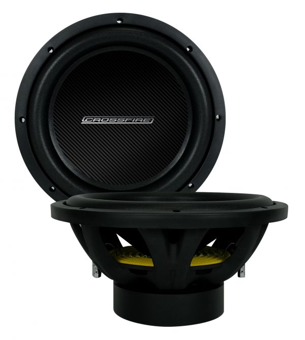Crossfire Car Audio: C5 Subwoofers