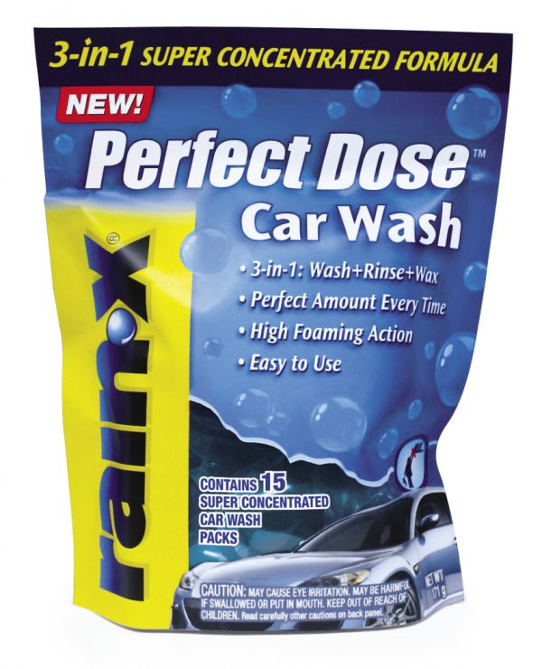Rain-X® Perfect Dose Car Wash