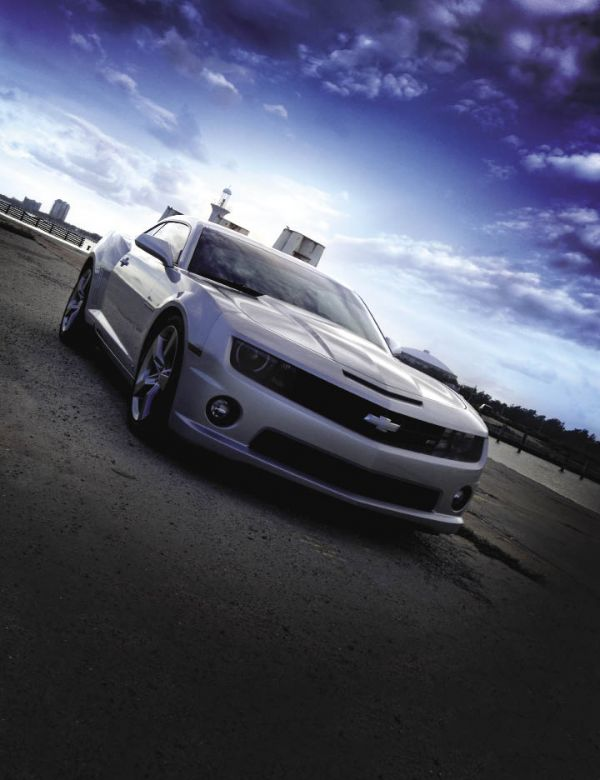 First Light: 2010 Chevy Camaro SS/RS