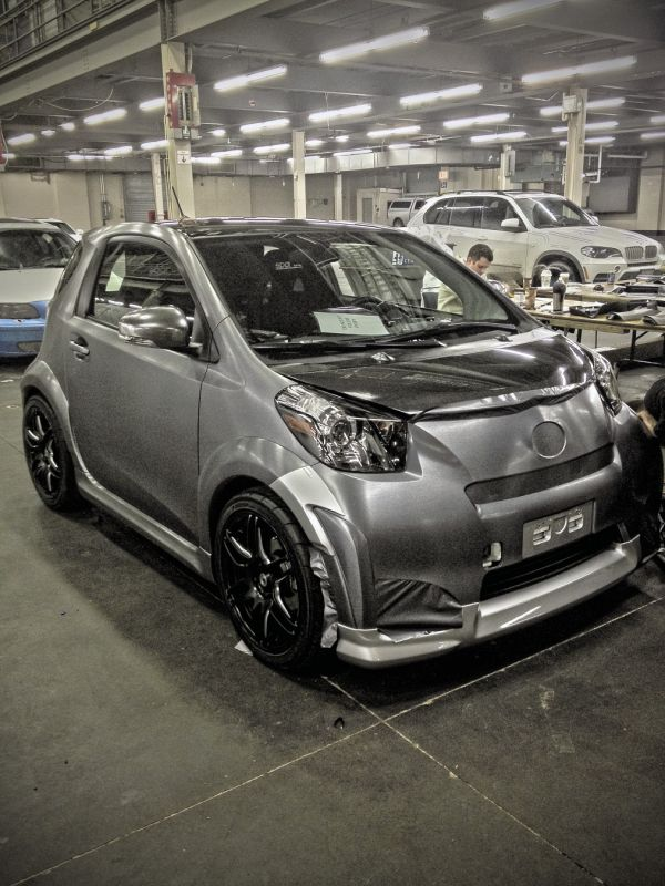 Project Scion: 2012 Scion iQ Entertainment Upgrades