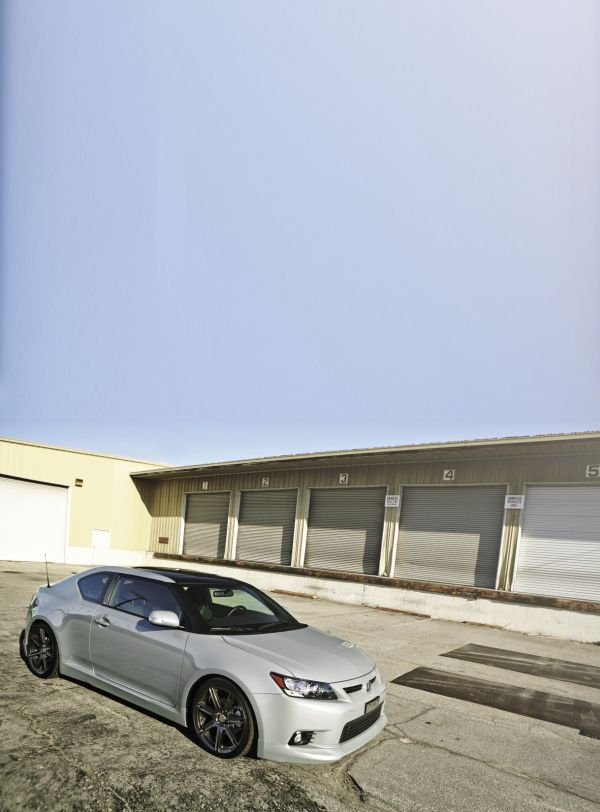 PERFORMANCE AUTO AND SOUND - Test Drive: 2012 Scion tC