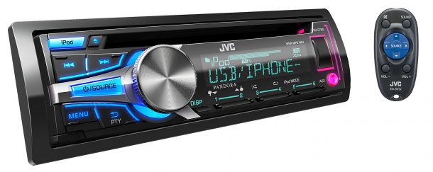 JVC In-Dash Receiver