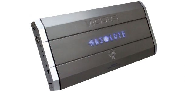 Absolute Audio 4VI4000 amp