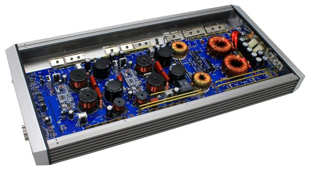 Absolute Audio Amp