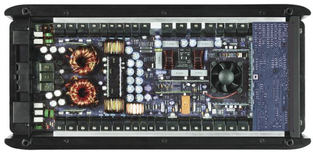Audison Voce AV5.1K Amplifier