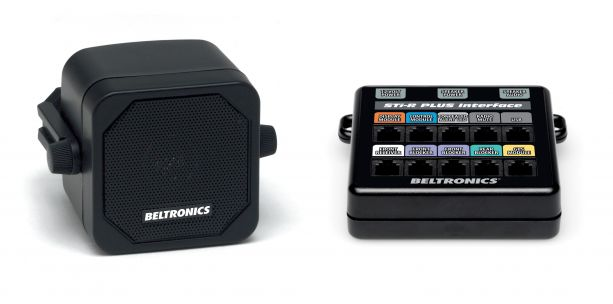 Beltronics Stir Plus Laser Radar Detector