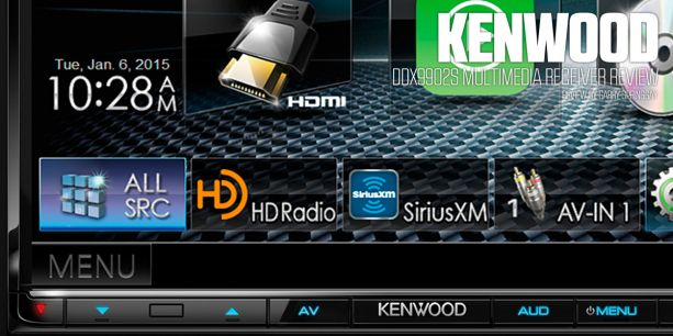 PASMAG Kenwood DDX9902S Multi Receiver Lead