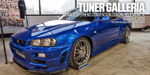 Tuner Galleria 2016 Ray Flores Photo PASMAG Lead
