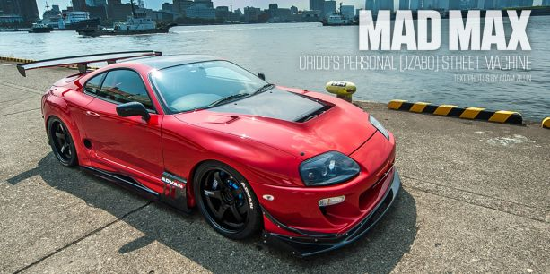 PASMAG Tuning Essentials Performance: Max Orido Toyota Supra JZA80 Lead