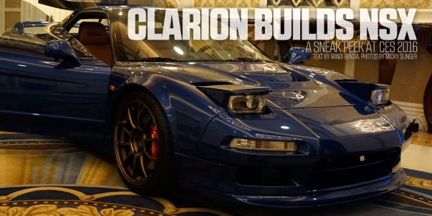 CES Las Vegas 2016 Day 1 MSlinger PASMAG Clarion Builds Preview