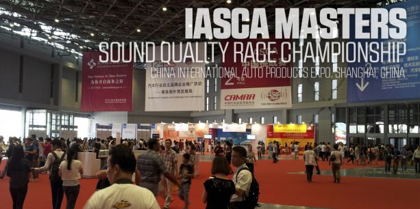 IASCA Masters Sound Quality Race Championship in China 2015 PASMAG lead