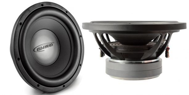Arc Audio Black Series 12D2