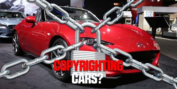 Copyrighting Cars