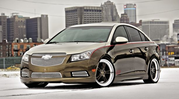 Outclassed: 2011 Chevrolet Cruze LTZ
