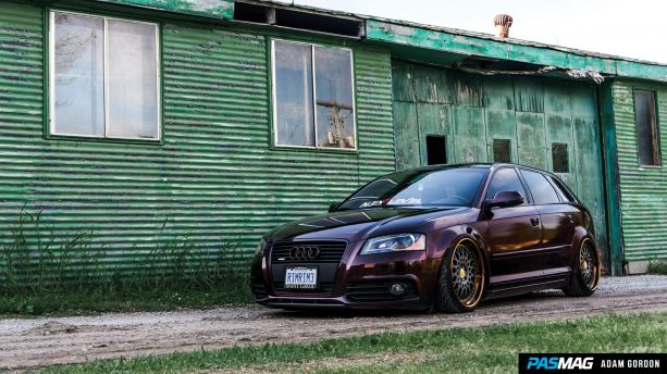 Kevin Tay 2012 Audi A3 PASMAG 1