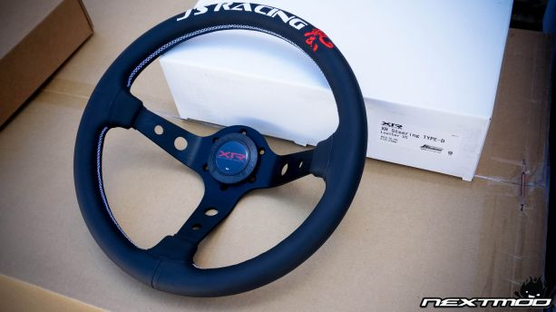 Js Racing Steering Wheel