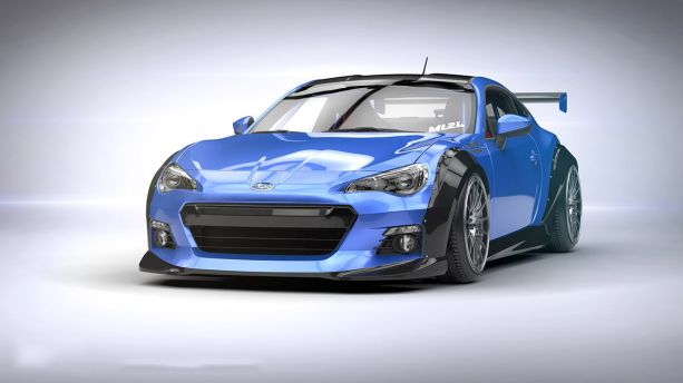PASMAG Wide Body Movement: ML24 Subaru BRZ Wide Body Kit
