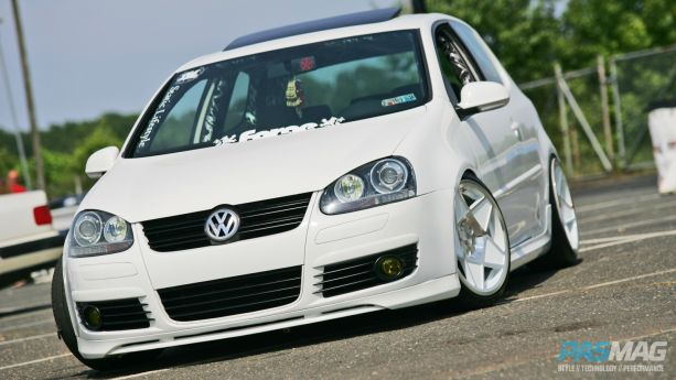 Stay Static: Garry Yocius' 2008 Volkswagen GTI