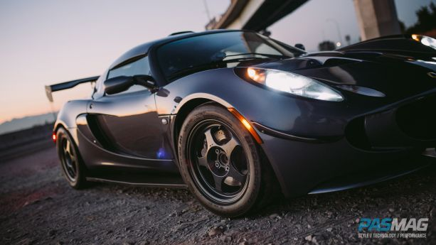 Track Ready: Kalson Chan's 2007 Lotus Exige S