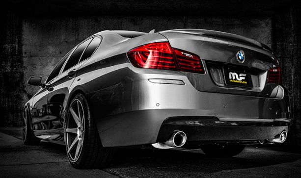 PASMAG MagnaFlow NEW Cat-Back Exhaust for 2013-2015 BMW 535i 3.0L