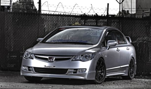 Secret Password: Password JDM's 2008 Honda Civic Si