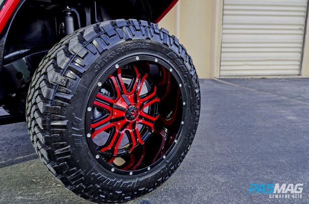PASMAG TE Trucks 2 Orion Jeep Wrangler 4