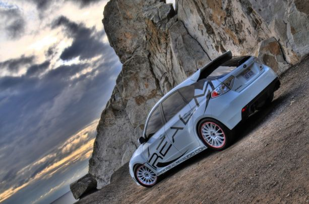 Pop Culture: Scosche Industries' 2009 Subaru STI