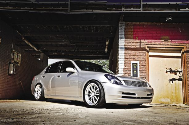 The Doctor Is In: 2003 Infiniti G35