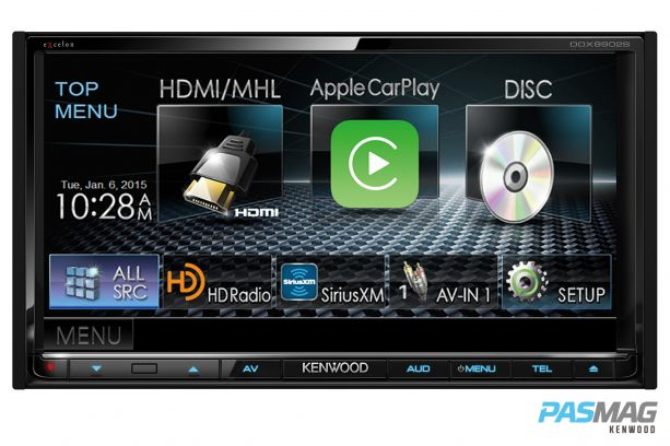 PASMAG Kenwood DDX9902S Multi Receiver 1