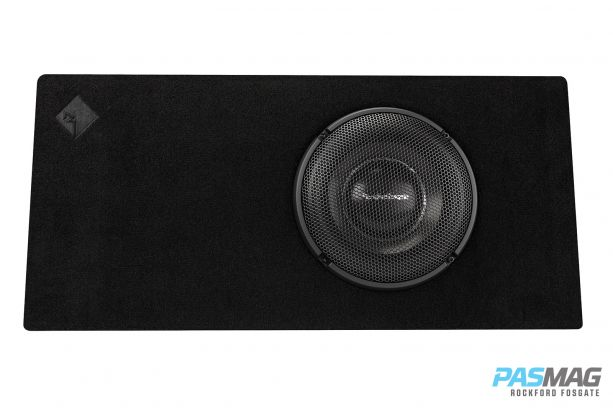 PASMAG Rockford Fosgate T1S1X10P Subwoofer System Review 3