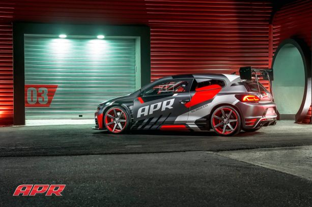 APR Greece Scirocco GT244 PASMAG