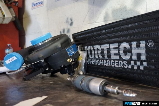 PAS 2016 Performance4 Feature Vortech FR S Install 15