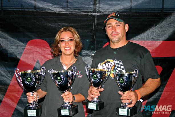 Lisa Kubo PASMAG Legends Drag Racing 10
