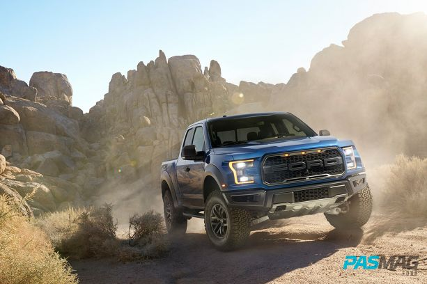 Trucks 2017 Ford F150 Raptor PASMAG 1