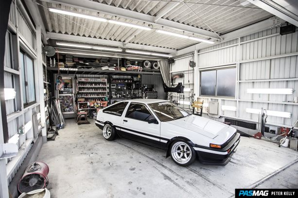 PASMAG Tuning Essentials Japan Book Panda AE86 1
