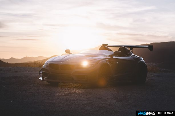 Bulletproof Automotive BMW Z4 GT Continuum PASMAG 22