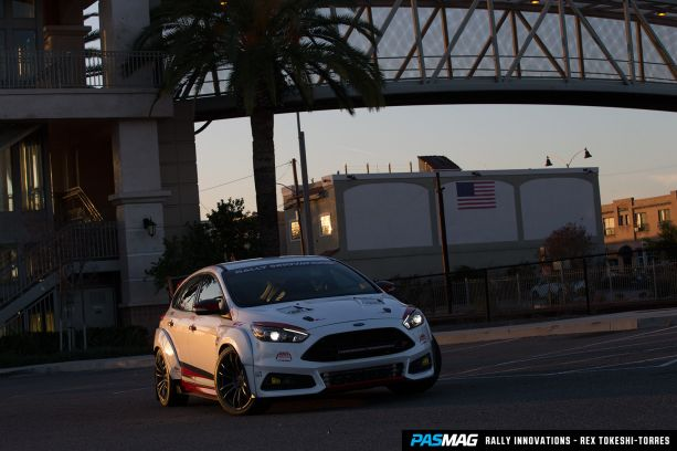 Rally Innovations 2015 Ford Focus ST Gundam PASMAG 8