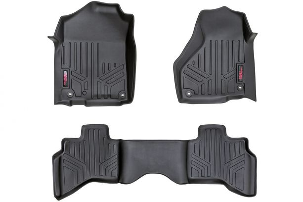 Rough Country Heavy Duty Floor Mats